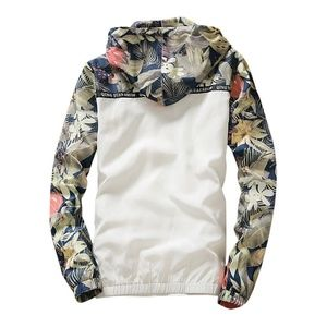 ultrachicfashion.com Jackets & Coats - Floral Jacket